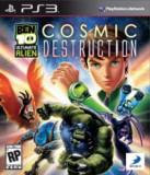 Ben 10 Ultimate Alien Cosmic Destruction  - PS3 [Second hand], Actiune, 12+, Multiplayer