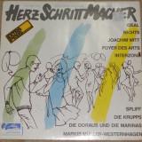 Vinyl compil Die Krupps,Ideal,Interzone,Nichts,Spliff,Die Doraus & Die Marinas, VINIL