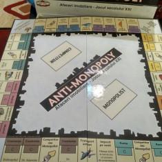 Anti-Monopoly - Joc board game