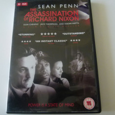 The assasination of Richard Nixon - dvd - Film actiune independent productions, Altele