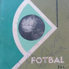 Fotbal Joc si antrenament  - Nicolae Petrescu , Nicolae Rosculet , ..