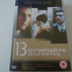 13 conversation - dvd - Film Colectie independent productions, Altele