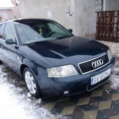Audi a6, An Fabricatie: 2002, Motorina/Diesel, 270000 km, 190 cmc