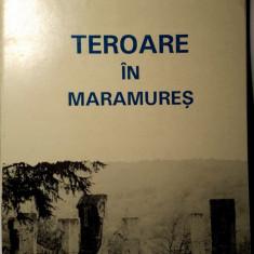 Florian Dudas, TEROARE IN MARAMURES, Oradea, 1996