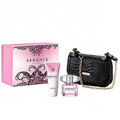 Versace Bright Crystal Set 90+100+b pentru femei - Set parfum
