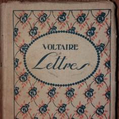 VOLTAIRE – LES PLUS BELLES LETTRES