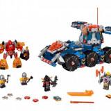 Transportorul lui Axl LEGO Nexo Knights (70322)