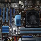 Kit procesor Phenom II x4 955 Black Edition + Placa de Baza AMD Asus M4A87TD EVO