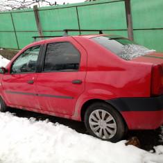 Dacia Logan, An Fabricatie: 2006, Benzina, 256321 km, 1400 cmc