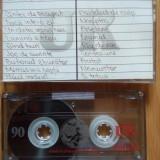 Metrock - Castelul de nisip, Post Scriptum - 1981, Maxell UR 90, Casete audio