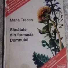 SANATATE DIN GRADINA DOMNULUI - Remediu din plante