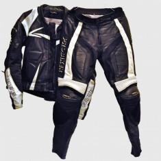 Costum MOTO piele, PROBIKER, PRX4, marimea 48 (B) - Imbracaminte moto