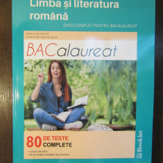 Limba romana - Bacalaureat. 80 de teste complete - Dumitrache, Boltasu Nicolae - Teste Bacalaureat