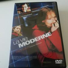 La vie moderne - dvd - Film Colectie independent productions, Engleza