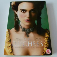 The Duchess - dvd - Film Colectie independent productions, Engleza