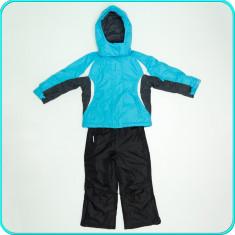 Costum ski, geaca+salopeta iarna, impermeabil, CRANE→ copii | 3—4 ani | 98—104 cm - Echipament ski