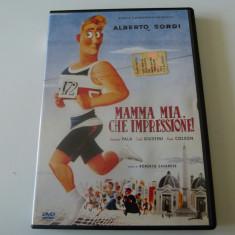 Mamma mia che impresione - dvd - Film comedie independent productions, Italiana