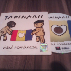 CD TAPINARII-VISUL ROMANESC ORIGINAL 2013