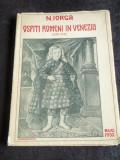 OSPITI ROMENI IN VENEZIA - N. IORGA