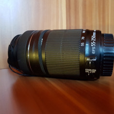 Canon EF-S 55-250mm f/4.0-5.6 IS STM - Obiectiv DSLR