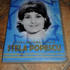 Momente de Aur - O Stea Printre Stele - Stela Popescu, DVD, Romana, romania film