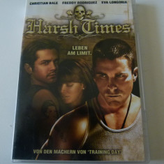 Harsh time - dvd - Film actiune independent productions, Altele