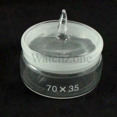 Ulcior ceasornicar - recipient sticla pentru lichide - Decantor