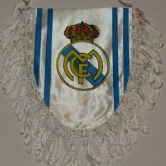Fanion fotbal - REAL MADRID