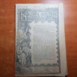 revista neamul romanesc noiembrie 1907-jubileul doinei-prima societate muzicala