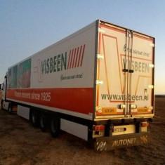 Semiremorca frigorifica - Camion