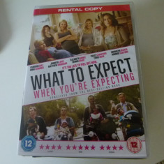 What to expect - dvd - Film comedie independent productions, Engleza