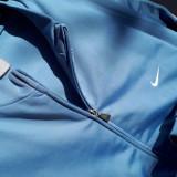 Bluza de trening NIKE nr.XL originala - Trening barbati Nike, Culoare: Albastru, Poliester