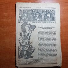 neamul romanesc 5 decembrie 1913-articol scris de nicolae iorga
