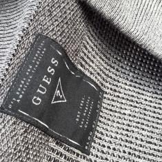 Pulover barbati GUESS nr.L original - Bluza barbati GUESS UNDERWEAR, Marime: L, Culoare: Gri, Anchior, Bumbac