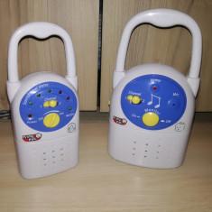 Interfon bebe Primii Pasi - Baby monitor