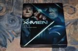 Film - X-Men Trilogy [Steelbook - Filmele 1-3 - 3 Discuri Blu-Ray] Romana, BLU RAY, FOX