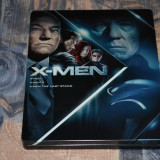 Film - X-Men Trilogy [Steelbook - Filmele 1-3 - 3 Discuri Blu-Ray] Romana