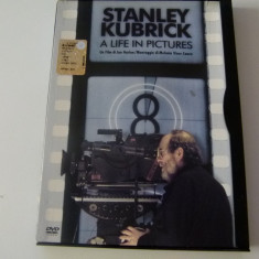 Kubrick - A life in pictures - Film documentare independent productions, DVD, Romana