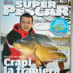 Superpescar, Februarie 2010, Nr.2, An.I - Revista barbati