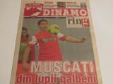 Ziar-Program meci fotbal DINAMO BUCURESTI - PETROLUL PLOIESTI 07.04.2012
