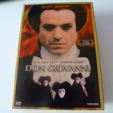 Don Giovanni -Joseph Losey - dvd - Film Colectie independent productions, Altele