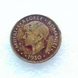 20 LEI 1930- HORA-REGELE MIHAI I