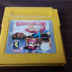 JOC NINTENDO GAME BOY DONKEY KONG LAND III - Jocuri Game Boy