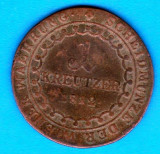 (M1858) MONEDA AUSTRIA - 1 KREUZER 1812, LIT. B, Europa