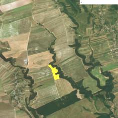 7, 42 ha teren arabil, Oraș Costești, Jud Argeș - Teren de vanzare, 74200 mp, Teren extravilan