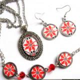 Set bijuterii model traditional 29882