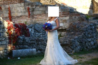 Rochie De Mireasa Sirena Rochii De Mireasa Sirena Okaziiro