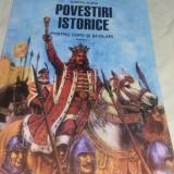 Carte vintage, POVESTIRI ISTORICE Dumitru Almas pt copii si prescolari, format mar - Carte de colorat