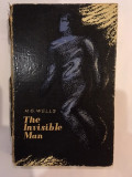 H. G. Wells, The Invisible Man