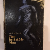 H. G. Wells, The Invisible Man, H.G. Wells